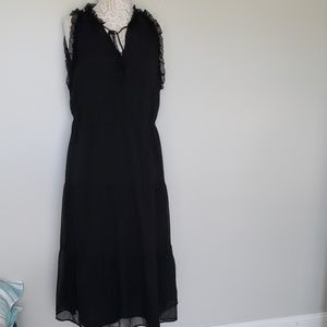 NWT Target What to Wear sheer dress
